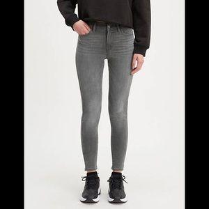 Levi's Gray Leggings - Size 8